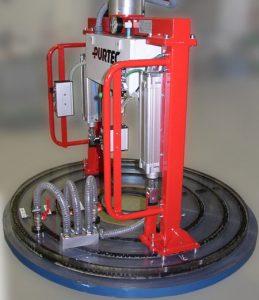 Ringvakuum-Greifsystem