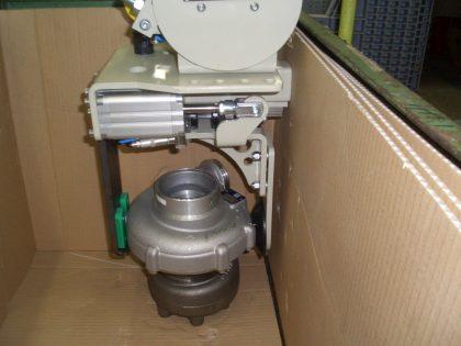 Turbolader - Greifsystem