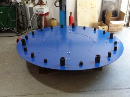 Drehhubtisch 3 m Durchmesser